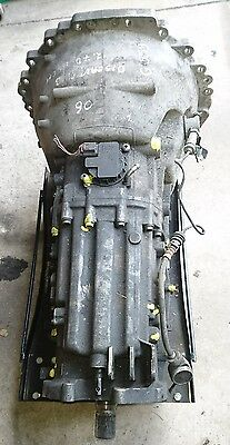 Manual 6 speed gearbox ZF S6-53 Land Rover Discovery 3 Range Rover Sport 2.7