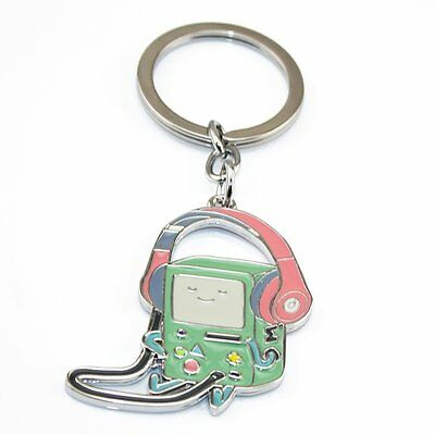 Adventure Time  with Finn and Jake BMO Keyring Keychain