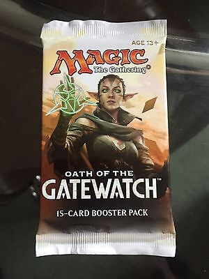 Magic The Gathering Oath Of The Gatewatch Sealed Booster