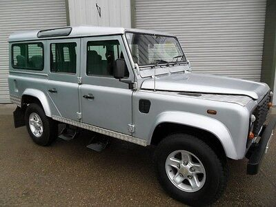 2007 Land Rover Defender 110 Td5 County Low Miles
