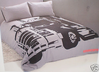 Kenworth Limited Edition Quilt Cover Set Queen New