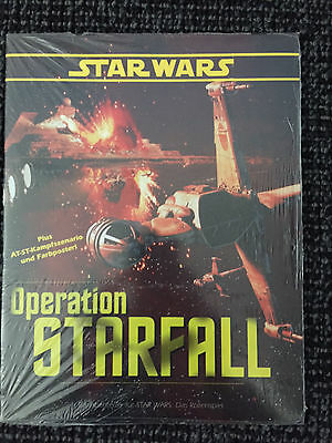 Star Wars / Operation Starfall -Deutsch- 1997 Adventure German