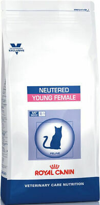 Royal Canin Feline 3.5kg young FEMALE neutured to 7years