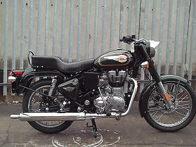 Royal Enfield Bullet Forest Green ABS