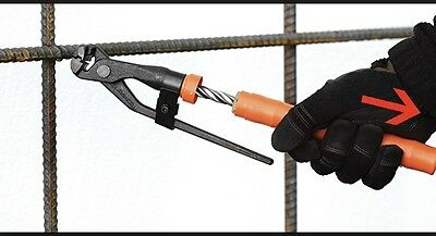 Rebar Wire Concrete Twisting Tying Steel Fixing Fixer Tool Plier Cutter