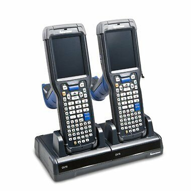 Intermec DX4A2222210 Quad Slot Charging Cradle - Wired - Mobile Computer