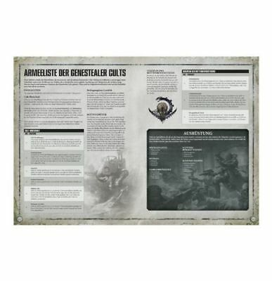 Games Workshop 43-95-04 Warhammer 40,000 INDEX: XENOS 2 (DEUTSCH)