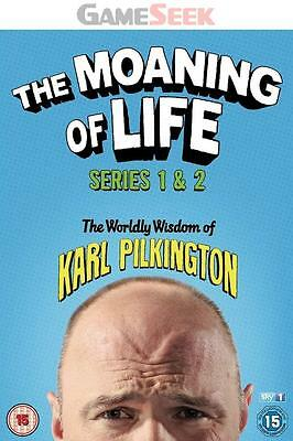 The Moaning Of Life - Series 1-2 [Dvd] [2015]