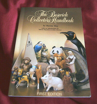 THE BESWICK COLLECTORS' HANDBOOK. Harvey May. 1986. Fully Illustrated.