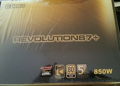 Enermax Revolution 87+, Psu 850W, 80 plus Gold