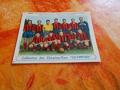 Collection Chewing Gum Olympiad   Equipe De Nice