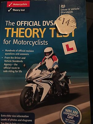 Dvsa Official Motorcycle Theory Test Book