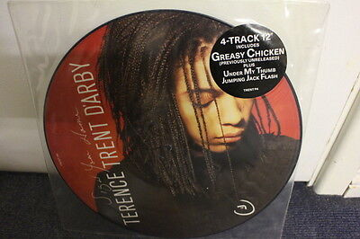 """12"""" Vinyl, Terence Trent D'arby, """"sign Your Name"""" """"under My Thumb"""" Rare, Cbs"""