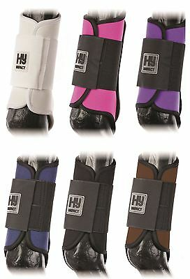 HyIMPACT Brushing Boots- Lightweight & Flexible Sold in Pairs 6114P