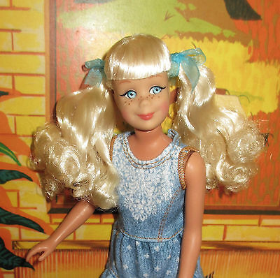 Vintage Barbie Skipper, Skooter and friends rerooting SERVICE by Lolaxs