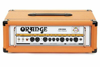 Orange Crush Pro CR120H Amplifier 120 Watt Guitar Head Amp