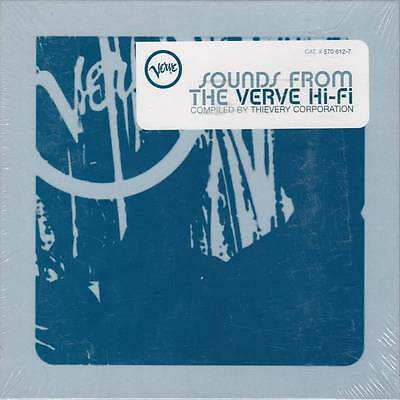 """Sounds From The Verve Hi-Fi [5 x Vinyl 7""""] Jazz Compilation Thievery Corporation"""