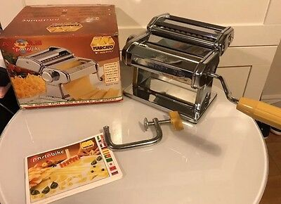 OMC Marcato Atlas Pasta Noodle Maker machine - In Original Box With Instructions
