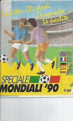 World Cup 1990 Offical Stadium Guide