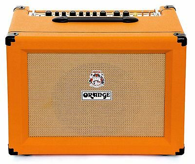 Orange CR60C Crush Pro 60W 2-channel Guitar Combo Amp 1x12 with Reverb & FX Loop