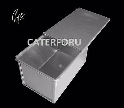 Bread Loaf Tin Pan Pullman 450G Sandwich Loaf With Lid Home Baking Fresh Bread