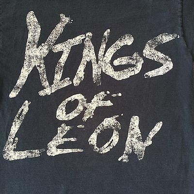 Kings of Leon Crown T Shirt Size Medium