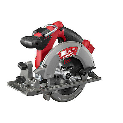 """Milwaukee 2730-20 Circular Saw with 6-1/2"""" Blade M18 FUEL™ (bare tool only) NEW"""