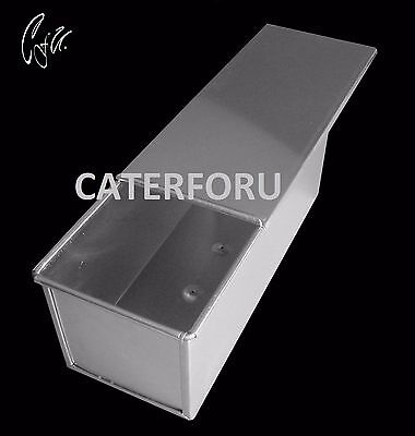 Bread Loaf Tin Pan Pullman 1200G Sandwich Loaf With Lid Home Baking Fresh Bread