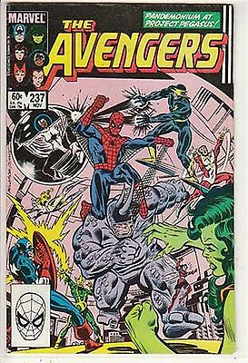 Avengers #237 Vf/ Nm- American Marvel Comics 1983