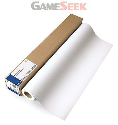 Epson - Glossy Photo Paper - Roll (43.2 Cm X 30.5 M) - 250 G/m2 - 1 Roll(S) New