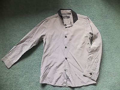 Boys long sleeved shirt.  Age 9 years.  From Next.