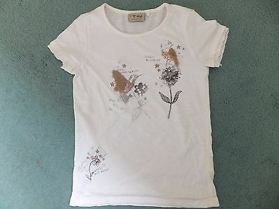 Girls short sleeved t-shirt.  Age 6 years.  From Next.