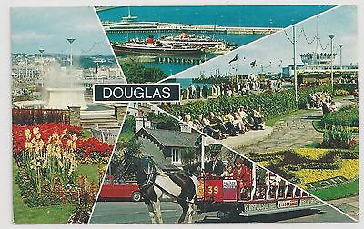 1970s Colour Postcard – Douglas, Isle of Man