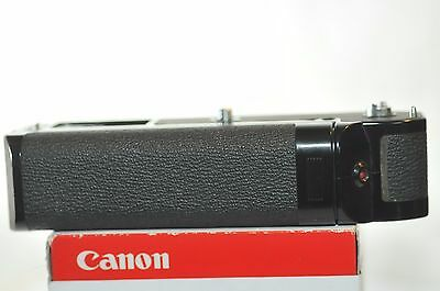Canon power winder A for FD A1 AE-1 Program AT-1 working tested