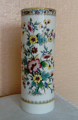 Coalport, Bone China Made In England, Ming Rose Vase, In Excellent Condition