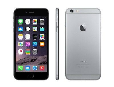 Apple iPhone 6 - 16GB - Space Gray (Sprint) Smartphone