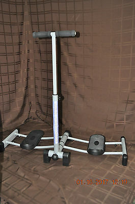The LEG Trainer Lateral Thigh Workout Machine