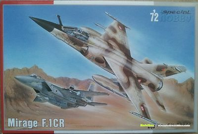 Special Hobby72347 Mirage F.1CR  1:72
