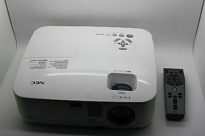 NEC NP510W Projector Digital Multimedia Projector