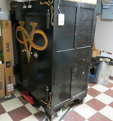 Used Old Safe from Cowell and Hubbard Jewelry Store