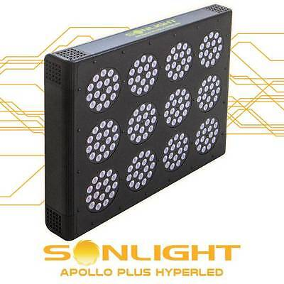 Lampada LED COLTIVAZIONE Indoor Sonlight Apollo PLUS Hyperled 12 (192x3) 576W