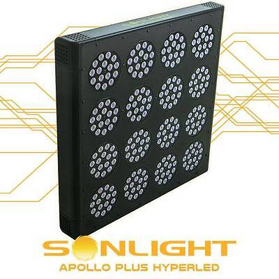 Lampada LED COLTIVAZIONE Indoor Sonlight Apollo PLUS Hyperled 16 (256x3) 768W