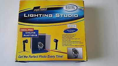 Digital Concepts Portable Lighting Studio