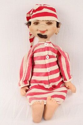 American Character Rare Whimsie Doll Zack The Sack 1960