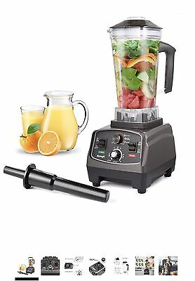 Professional Blender MengK 1400W High Speed Electric Total Nutrition Food Pro...