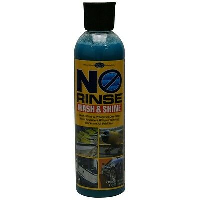 Optimum No Rinse Car Wash 236 ml, 3,69 EUR/100 MILLILITER