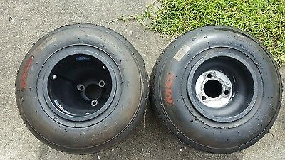 kart rims and tyres