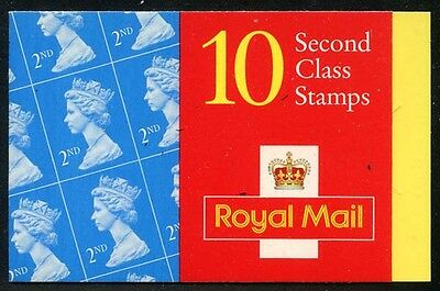 Great Britain 1995 £1.90 Harrison 2nd Class booklet SG# HC14 NH