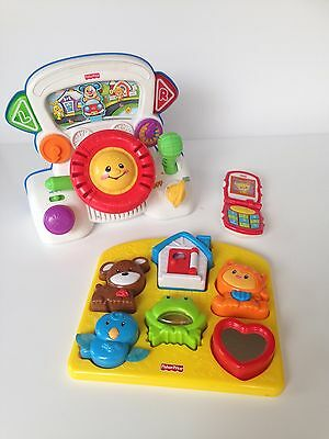 Baby Toys Bundle Fisher-Price