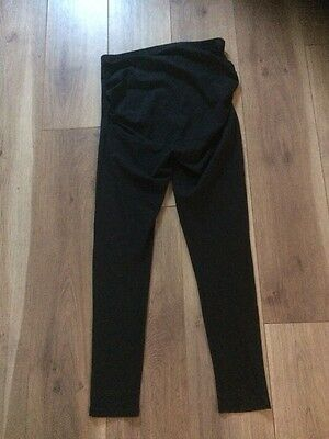 Black Over Bump Leggings From George Size 12